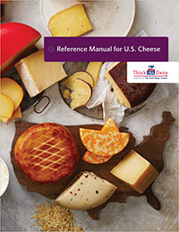 Reference Manual for U.S. Cheese