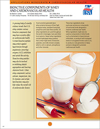 whey and cardiovascular health