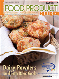 dairy powders build better baked goods
