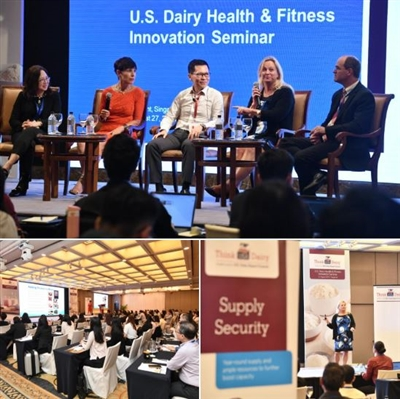 health and fitness innovation seminar