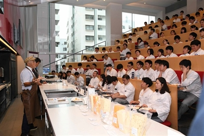 U.S. Cheese class in Japan