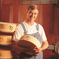 Carr Valley Cheesemaker