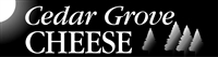 Cedar Grove Cheese Logo