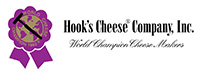 Hook's Cheese Company Logo