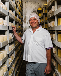 Sweet Grass Dairy Cheesemaker Image