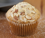 Almond and Apricot Muffins