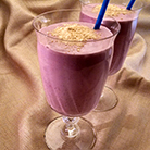 Berry Cheesecake Smoothie