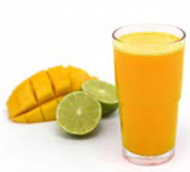 Mango and Lime Performance Drink