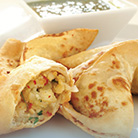 Protein-packed Samosas
