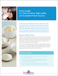 Protein quality